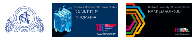 BUCHAREST UNIVERSITY OF ECONOMIC STUDIES Logo